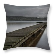 Twomilegate 28-2-2012 2 Throw Pillow