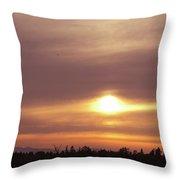 Twr - Sunset 1 Throw Pillow