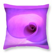 Twystery Throw Pillow
