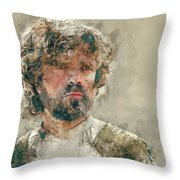 Tyrion Lannister, Game Of Thrones Throw Pillow