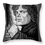 Tyrion Lannister  Throw Pillow