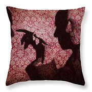 U N Me  Throw Pillow