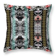 UES Throw Pillow