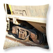 Uh-oh  7168 Throw Pillow