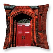 Ukrainian Catholic Church Throw Pillow