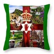Ulster Throw Pillow