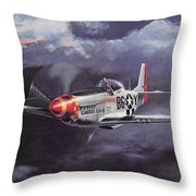 Ultimate High Throw Pillow