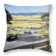 Ultimate Road Test Throw Pillow