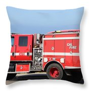 Ultimate Surf Vehicle Throw Pillow