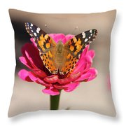 Ultimate Transformation Throw Pillow