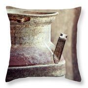 Ultra Pasteurized  Throw Pillow
