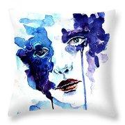 Ultraviolence Throw Pillow