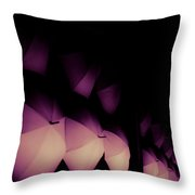 Umbrellas Iv Throw Pillow