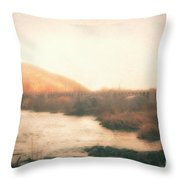Unauthorized Youth Throw Pillow