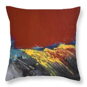 Unbridled Passion Throw Pillow