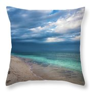 Uncertainty  5780 Throw Pillow
