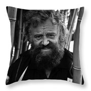 Uncle Will Throw Pillow