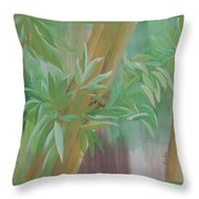 Uncluttered Throw Pillow