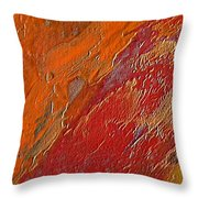 Uncontrollable Passion Throw Pillow