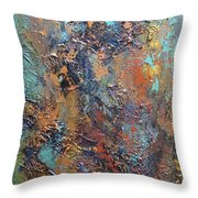 Undefined Conclusion II Throw Pillow