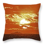Under A Different Light Throw Pillow