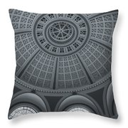 Under The Dome Throw Pillow