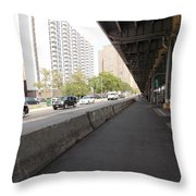Under The Fdr 1 Throw Pillow