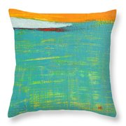 Under The Pressure Throw Pillow