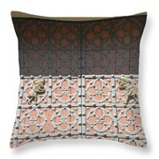Under The Shadow Throw Pillow