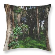 Under Your Spell Throw Pillow