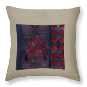 Underneath Cloth Throw Pillow