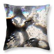 Underneath The Rainbow Throw Pillow