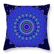 Undersea Treasure Throw Pillow