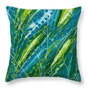 Undisclosed Husk Throw Pillow