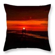 Unending Love Throw Pillow
