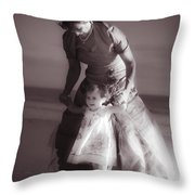 Unforgettable Family Memories Throw Pillow