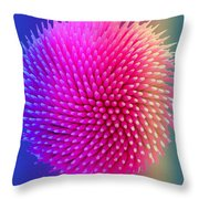 Uniform Pattern Throw Pillow