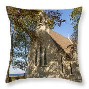 Union Chapel Throw Pillow