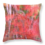 Union Of Will Throw Pillow
