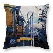 Union Pacific 1474 Throw Pillow