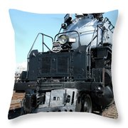 Union Pacific Big Boy I Throw Pillow