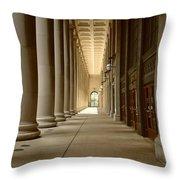 Union Station Chicago Illinois Throw Pillow