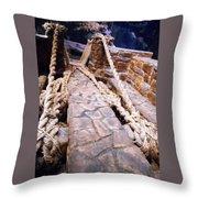 Unique Bridge Throw Pillow