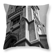 Unitarian Church Charleston Sc Throw Pillow