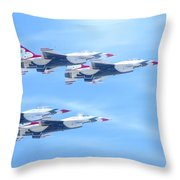 United States Air Force Throw Pillow