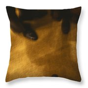 United States People Feet At A Party Throw Pillow