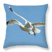 United We Fly Throw Pillow