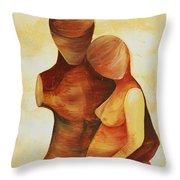 Unity Throw Pillow