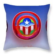 Unity In Diversity Throw Pillow
