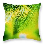 Universal Convergence Throw Pillow
